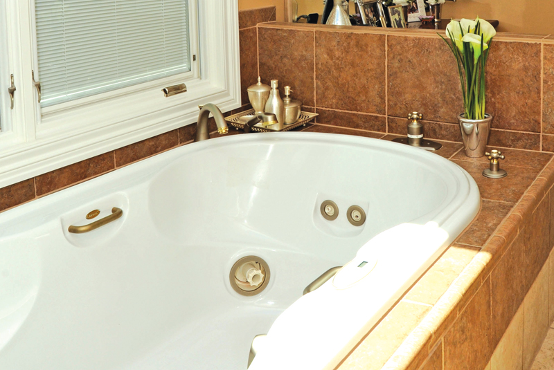 Bathroom Remodel - 177 E Fox Hill Dr, Buffalo Grove, IL 60089 by Regency Home Remodeling