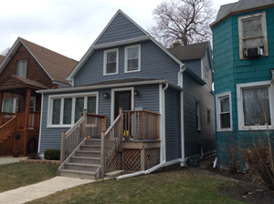 Vinyl Siding in Chicago by Regency Home Remodeling
