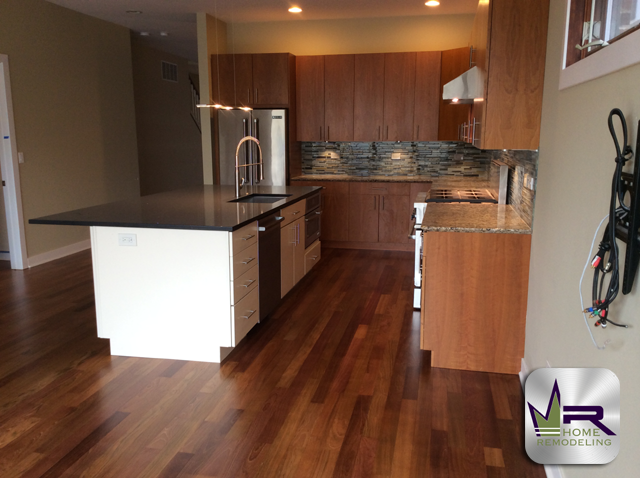 Kitchen Remodel - 4231 N Richmond St, Chicago, IL 60618 by Regency Home Remodeling