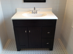Bathroom Remodel - 942 Prairie Lawn Rd, Glenview, IL 60025 by Regency Home Remodeling