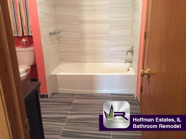Bathroom Remodel - 2076 Cheshire Dr, Hoffman Estates, IL 60192 by Regency Home Remodeling
