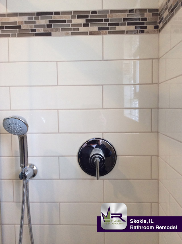 Skokie IL Bathroom Remodel Regency Home Remodeling - Bathroom remodel springfield il
