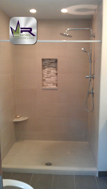Bathroom Remodel - 420 Laverne St, Barrington, IL 60010 by Regency Home Remodeling