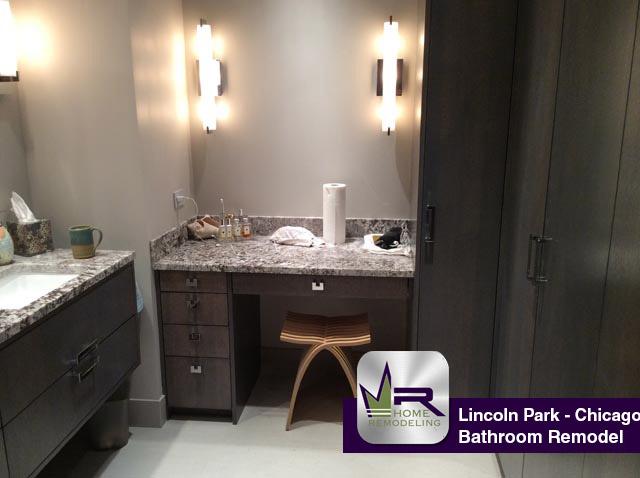 Bathroom Remodel On Lincoln Park West Regency Home