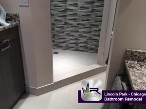 Bathroom Remodel On Lincoln Park West Regency Home Remodeling - Bathroom remodel what to do first