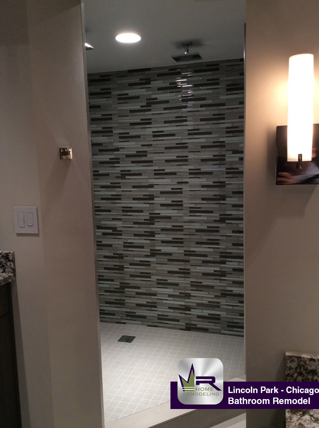 Bathroom Remodel - 2314 N. Lincoln Park W, Chicago, IL 60657 by Regency Home Remodeling