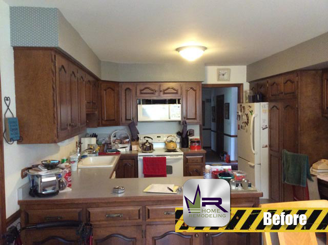 Kitchen Remodel - 25w671 Coventry Dr, Wheaton, IL 60178 by Regency Home Remodeling
