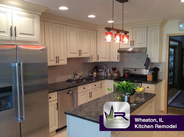 Kitchen Remodel In Wheaton IL Regency Home Remodeling - Bathroom remodeling wheaton il