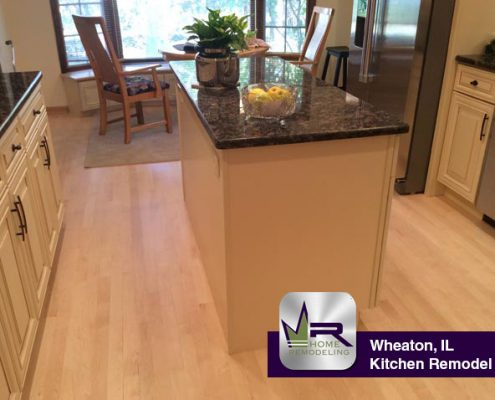 Kitchen Remodel in Wheaton, IL - Regency Home Remodeling