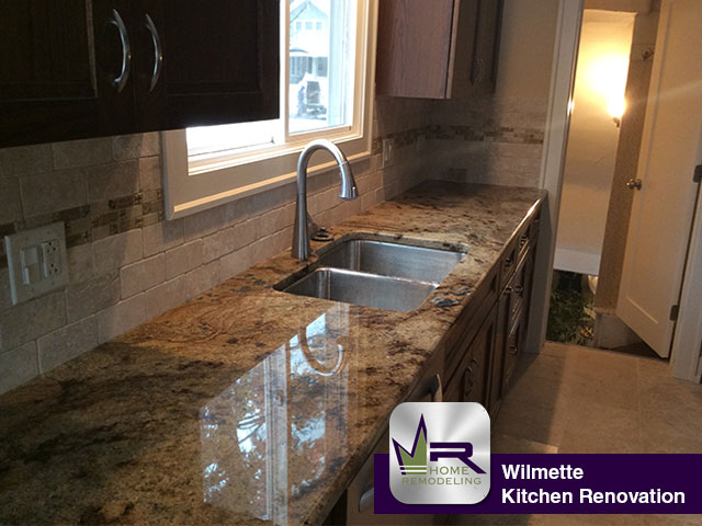 Kitchen Remodel - 1603 Lake Ave, Wilmette, IL 60090 by Regency Home Remodeling