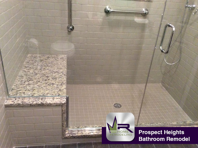 Bathroom Remodel - 208 E. Marion Ave, Prospect Heights, IL 60070 by Regency Home Remodeling