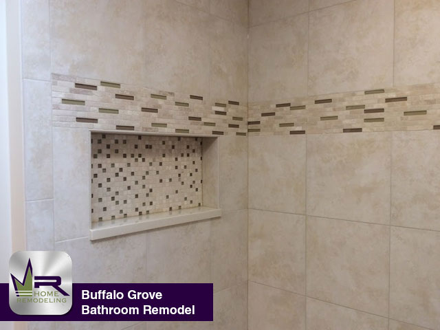 Bathroom Remodel - 724 Alsace Cir, Buffalo Grove, IL 60089 by Regency Home Remodeling
