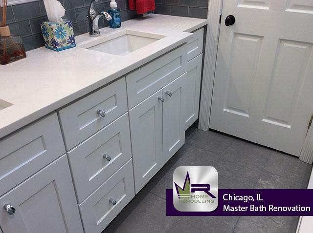 Bathroom Remodel In South Loop Chicago