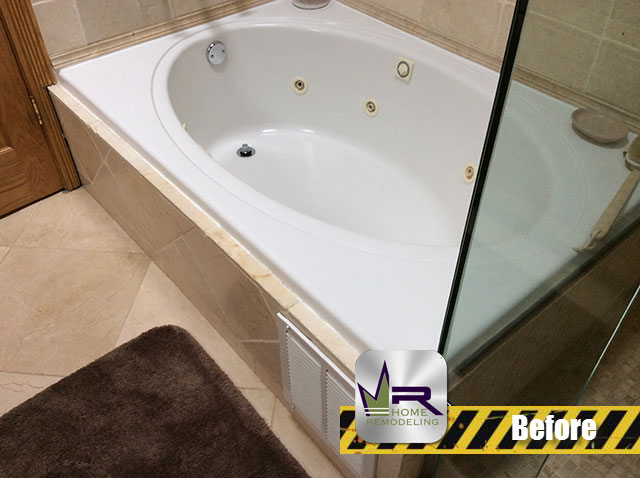 Master Bathroom Remodel - 1759 N. Fairfield Ave, Chicago, IL 60647 by Regency Home Remodeling