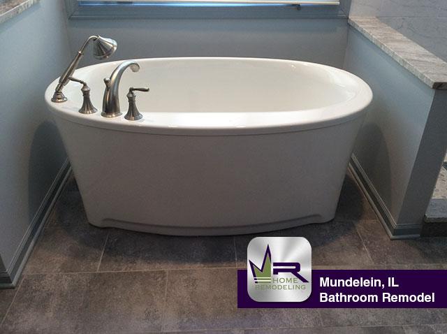 Bathroom remodeling in Mundelein, IL