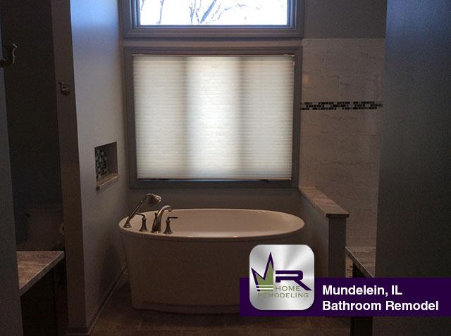 Bathroom Remodel - 1760 Ambria Court, Mundelein, IL 60060 by Regency Home Remodeling