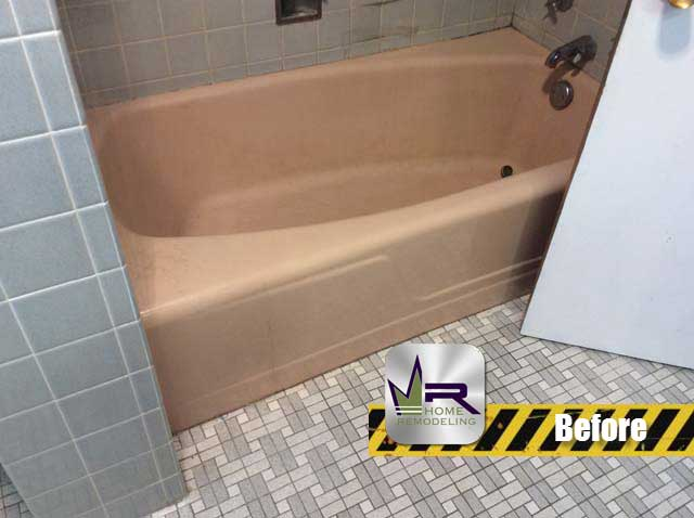 Bathroom Remodel - 7836 Long Ave, Morton Grove, IL 60053 by Regency Home Remodeling
