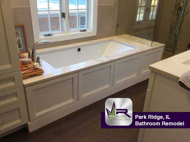 Bathroom Remodel in Park Ridge, IL by Regency