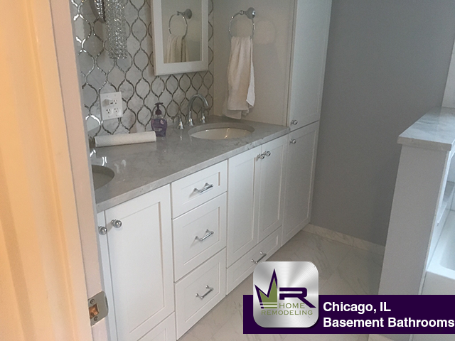 Remodeling chicago bathroom remodeling chicago basement for Bathroom remodel schaumburg il