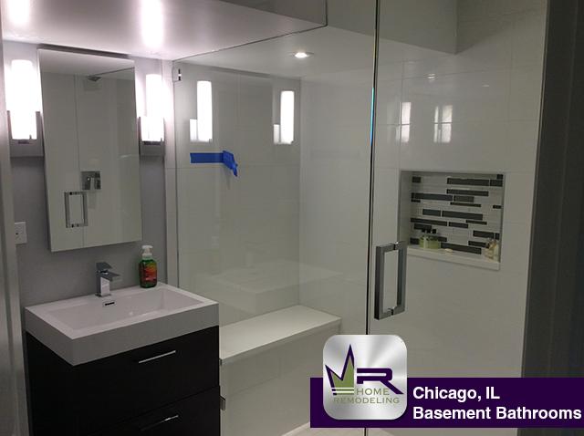 Bath Remodel Chicago basement bathroom remodels in chicago, il - regency