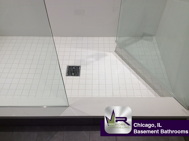 Bathroom Remodel - 3550 N. Pine Grove Ave, Chicago, IL 60657 by Regency Home Remodeling