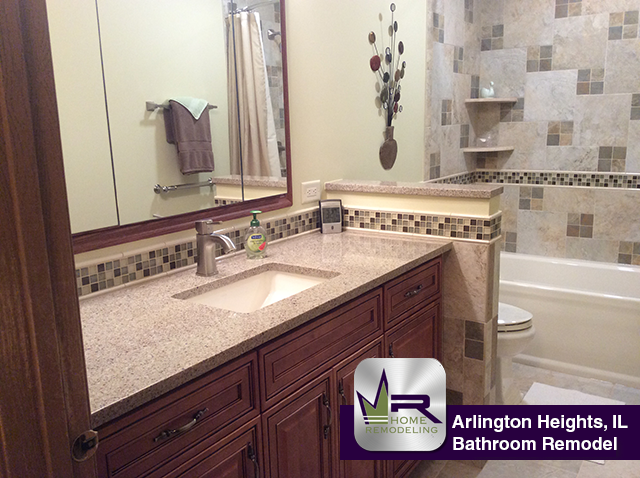 bathroom remodel in arlington heights il regency home