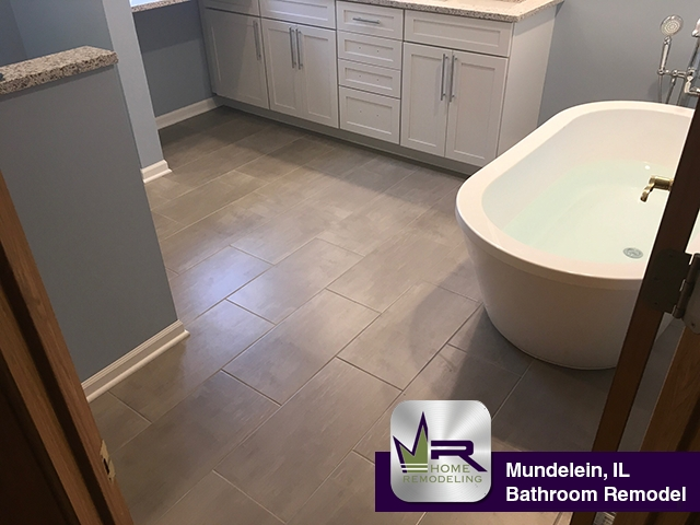 Mundelein bathroom remodel by Regency