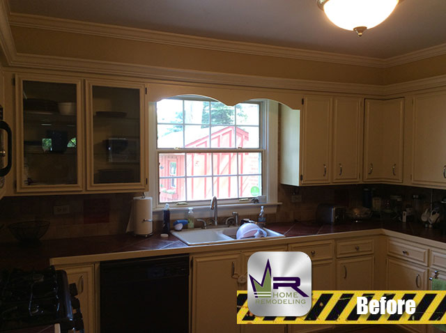 Kitchen Remodel - 706 East Park St, Arlington Heights, IL 60005 by Regency Home Remodeling