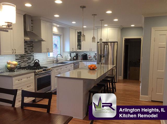 Kitchen Remodel In Arlington Heights Il Regency Home Remodeling