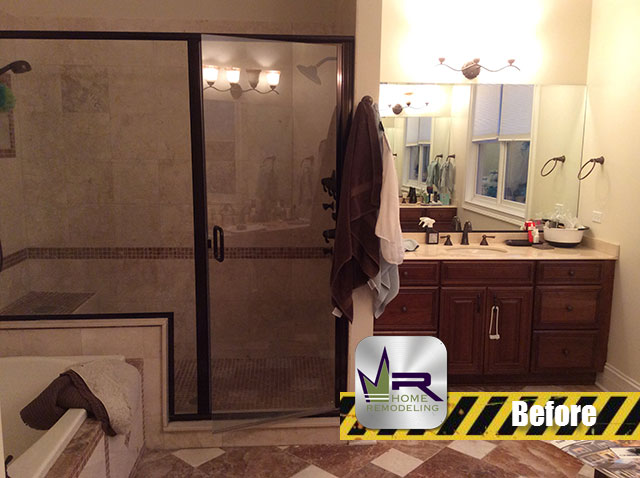 Bathroom Remodel - 743 Meadow Ln, Libertyville, IL 60048 by Regency Home Remodeling