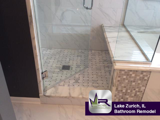 Bathroom Remodel - 1031 Apple Blossom Ct, Lake Zurich, IL 60047 by Regency Home Remodeling