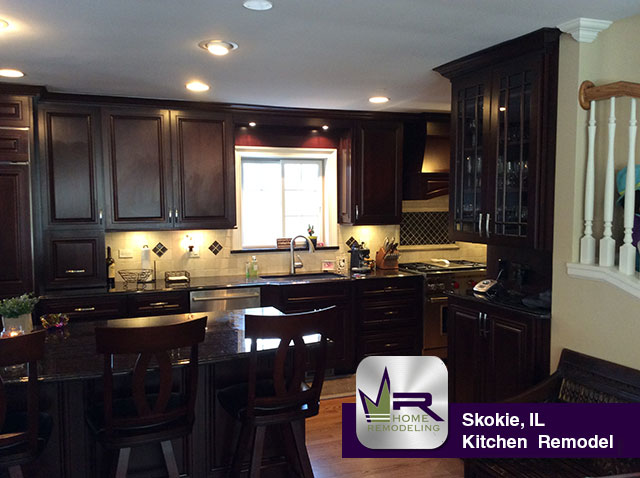 Kitchen Remodel in Skokie, IL by Regency