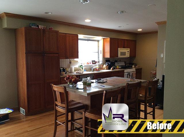 Kitchen Remodel - 5050 Farwell Ave, Skokie, IL 60067 by Regency Home Remodeling