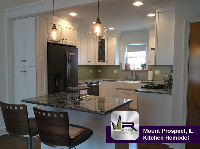 Kitchen remodeling in Mount Prospect, IL