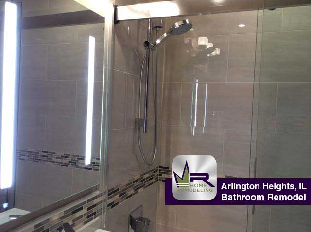 Arlington Heights, IL Bathroom Remodel by Regency