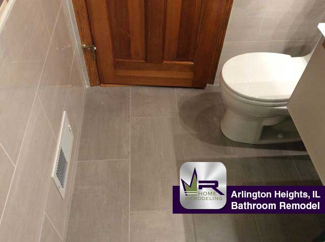 Bathroom Remodel - 1131 South Ridge Ave, Arlington Heights, IL 60005 by Regency Home Remodeling