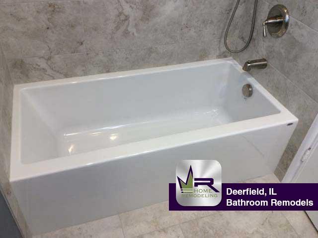 Bathroom Remodel - 1425 Hackberry Rd, Deerfield, IL 60015 by Regency Home Remodeling