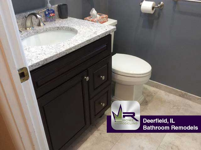 Bathroom remodels in Deerfield, IL by Regency