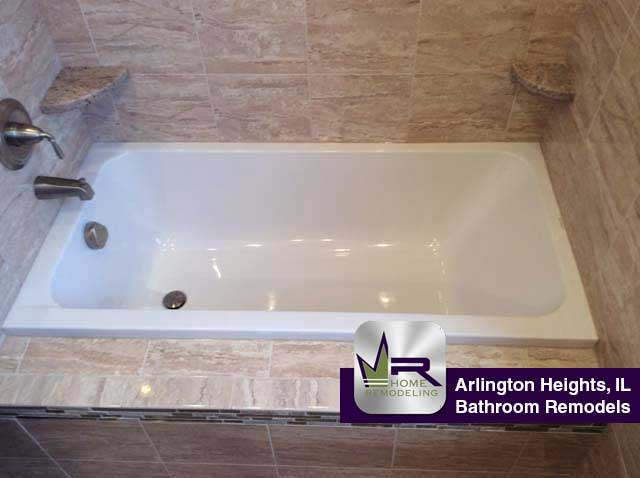 Bathroom Remodel - 636 Pennsylvania Ct, Arlington Heights, IL 60005 by Regency Home Remodeling