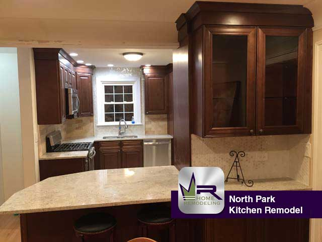 Kitchen Remodel - 5929 North St Louis Ave, Chicago, IL 60659 by Regency Home Remodeling