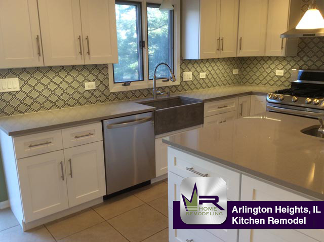 Kitchen Remodel in Arlington Heights, IL by Regency