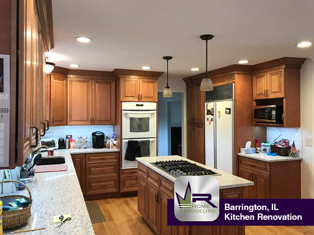 Kitchen Renovation In Barrington, IL