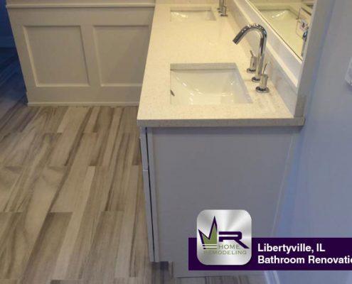 Bathroom Remodel - 1416 Stevenson Drive, Libertyville, IL, 60048 by Regency Home Remodeling