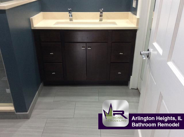 bathroom renovation in arlington heights il regency