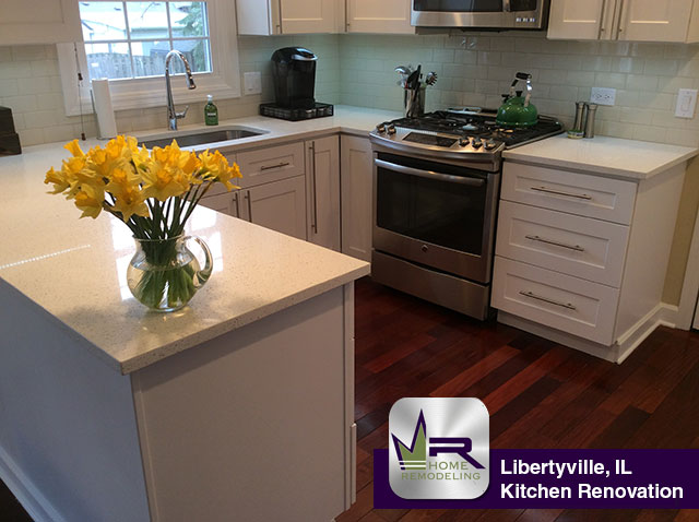 Kitchen Remodel - 608 Paddock Ln, Libertyville, IL 60048 by Regency Home Remodeling