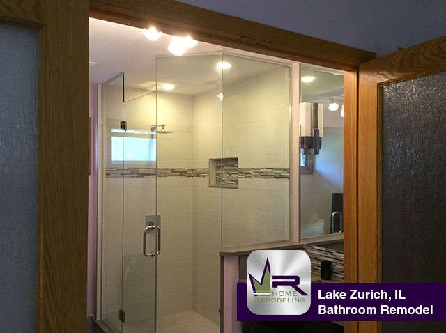 Bathroom Remodeling Lake Zurich Il bathroom remodel in lake zurich, il - regency home remodeling