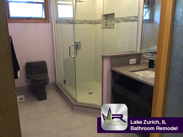 Bathroom Remodel In Lake Zurich IL Regency Home Remodeling Classy Bathroom Remodeling Chicago Il Concept