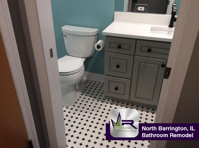 Bathroom Remodel - 120 Redwing Ln, North Barrington, IL 60010 by Regency Home Remodeling