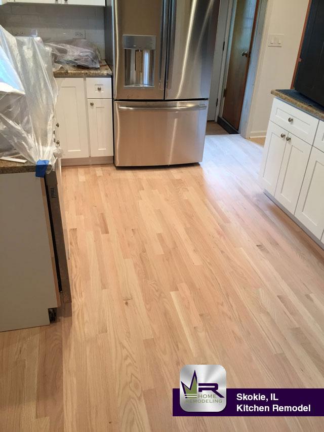 Kitchen Remodel - 9523 N. Kedvale Ave, Skokie, IL 60076 by Regency Home Remodeling