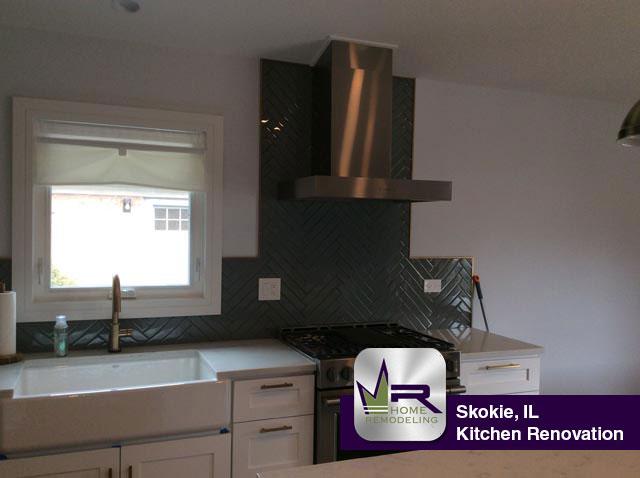 Kitchen Remodel - 9939 N. Keystone Ave, Skokie, IL 60076 by Regency Home Remodeling